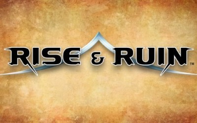 "Announcing ""Rise & Ruin"" new online game"