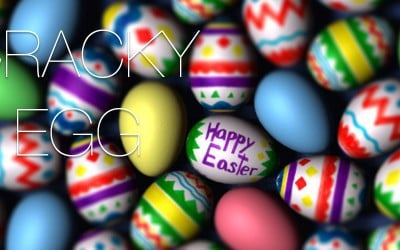 Have A Happy Easter With Cracky Egg